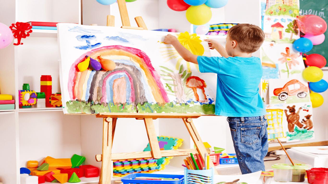 tempat penitipan anak | daycare jakarta barat ~ trust daycare