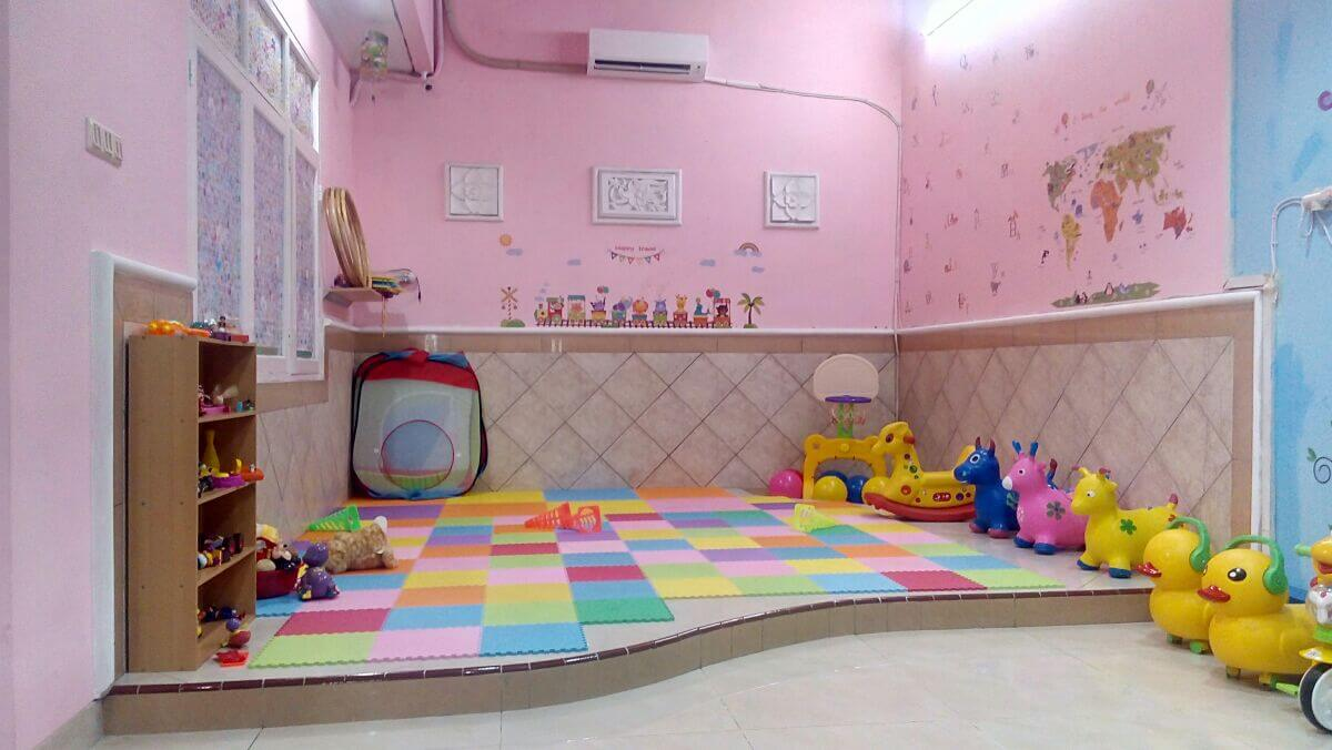 Activity room 1 trust daycare for Activity room