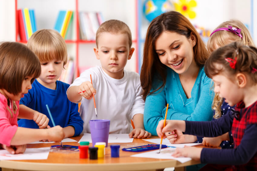 manfaat daycare untuk anak usia dini