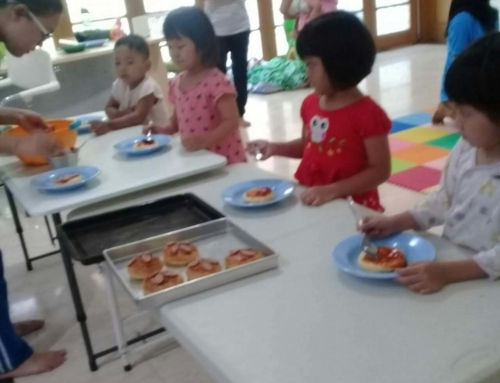 Cooking Class Pizza at Trust DayCare November 2018 (1)