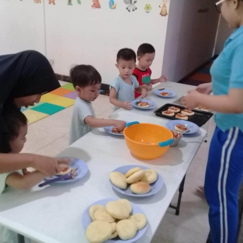 Cooking Class Pizza at Trust DayCare November 2018 (10)