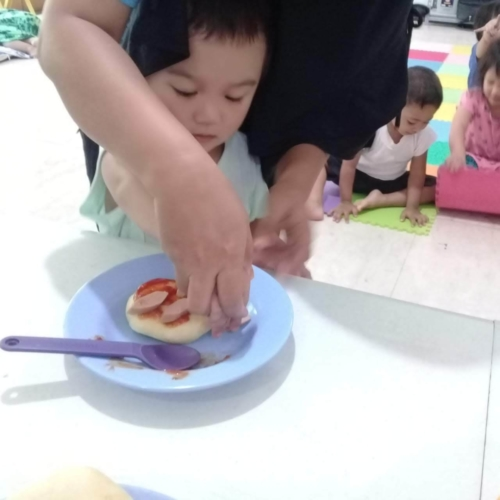 Cooking Class Pizza at Trust DayCare November 2018 (11)