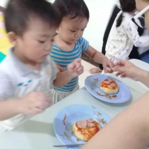 Cooking Class Pizza at Trust DayCare November 2018 (14)