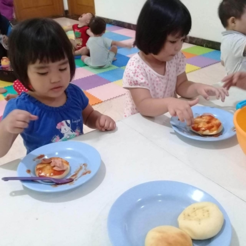 Cooking Class Pizza at Trust DayCare November 2018 (15)