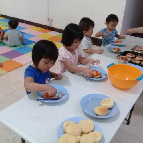 Cooking Class Pizza at Trust DayCare November 2018 (16)