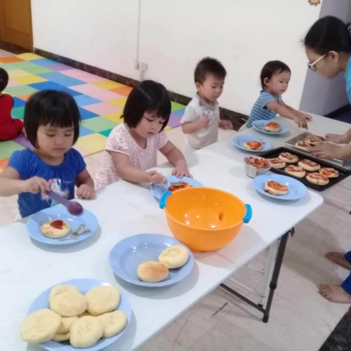 Cooking Class Pizza at Trust DayCare November 2018 (18)