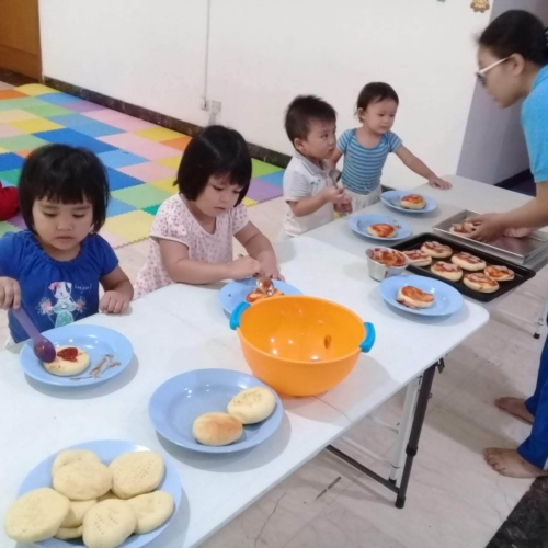 Cooking Class Pizza at Trust DayCare November 2018 (19)