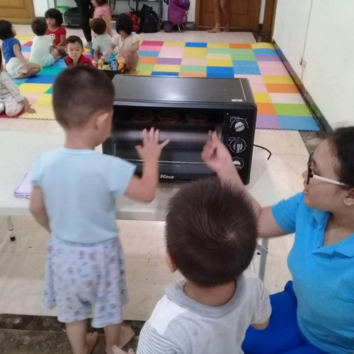 Cooking Class Pizza at Trust DayCare November 2018 (2)