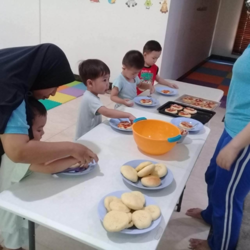 Cooking Class Pizza at Trust DayCare November 2018 (20)