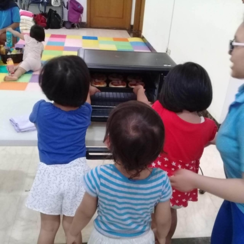 Cooking Class Pizza at Trust DayCare November 2018 (39)