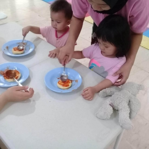Cooking Class Pizza at Trust DayCare November 2018 (41)