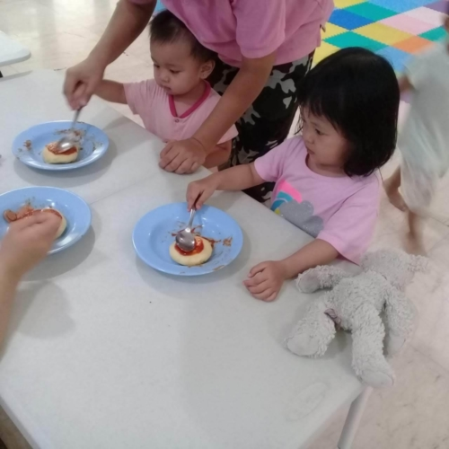 Cooking Class Pizza at Trust DayCare November 2018 (43)