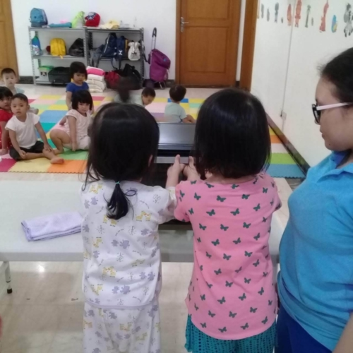 Cooking Class Pizza at Trust DayCare November 2018 (45)