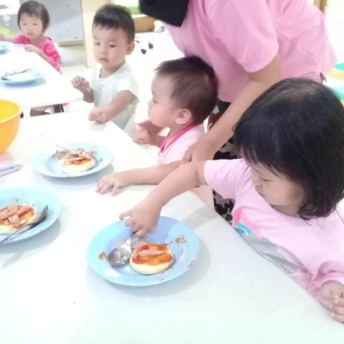 Cooking Class Pizza at Trust DayCare November 2018 (49)