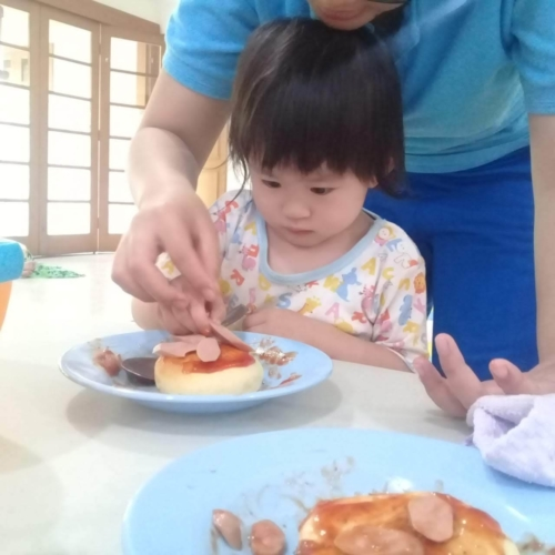 Cooking Class Pizza at Trust DayCare November 2018 (50)
