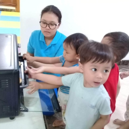 Cooking Class Pizza at Trust DayCare November 2018 (7)